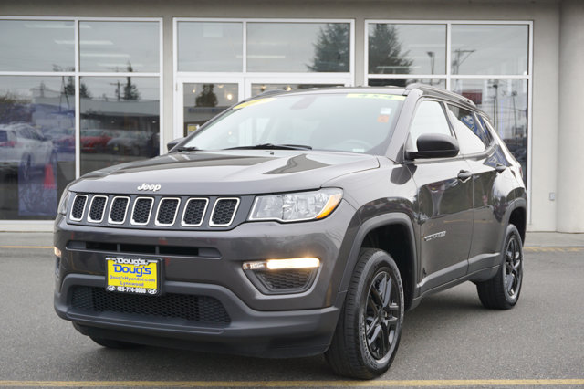 Used 2017 Jeep Compass Sport 4x4