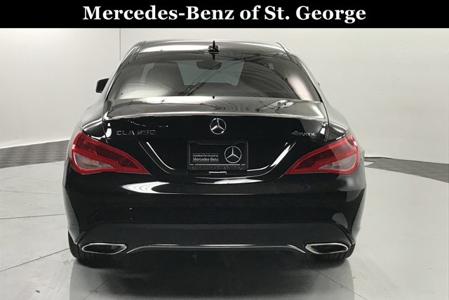 Used 2017 Mercedes-Benz CLA CLA 250