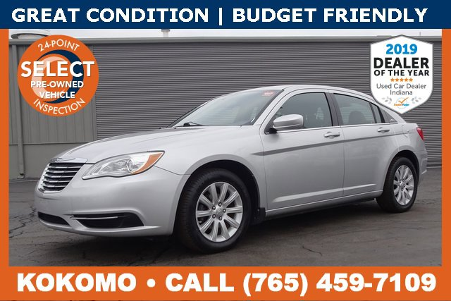 Used 2011 Chrysler 200 in Indianapolis, IN