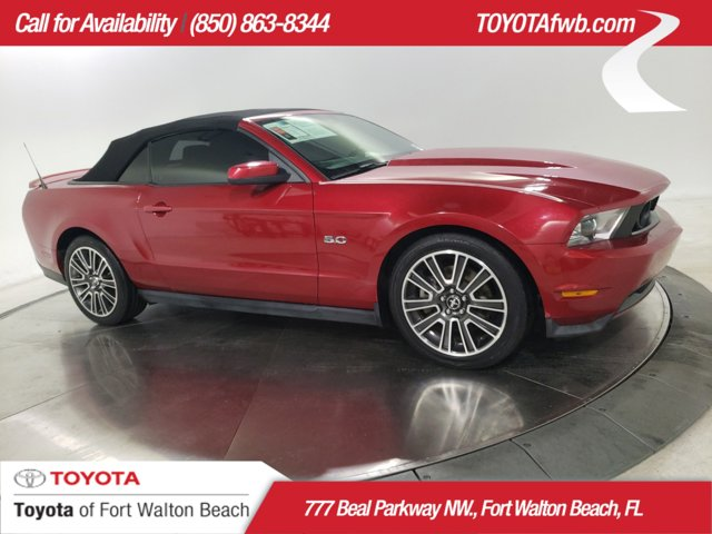 Used 2012 Ford Mustang in Fort Walton Beach, FL