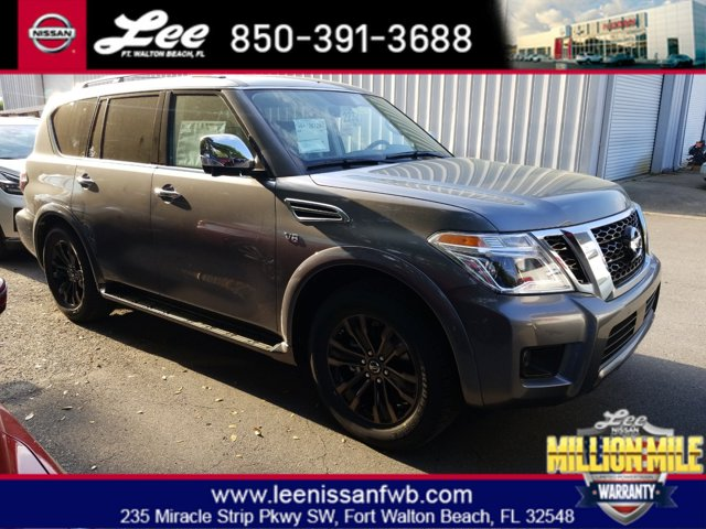 New 2020 Nissan Armada in Fort Walton Beach, FL