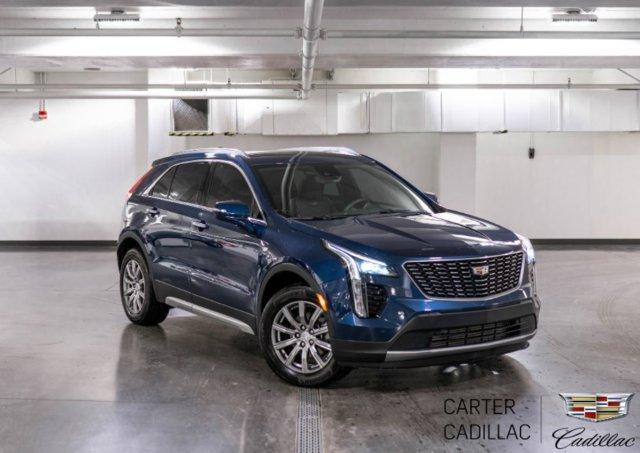 2019 Cadillac XT4 AWD Premium Luxury AWD 4dr Premium Luxury Turbocharged Gas I4 2.0/ [1]