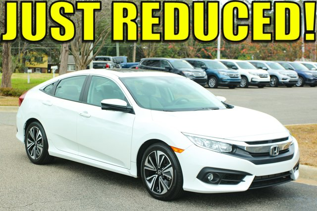 Used 2017 Honda Civic Sedan in Tallahassee, FL