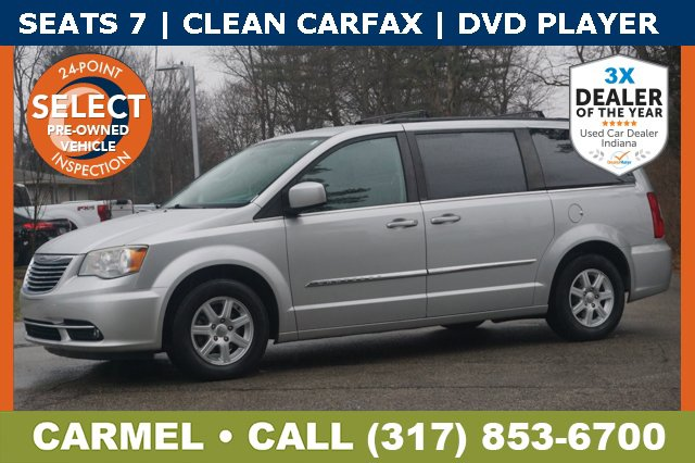 Used 2012 Chrysler Town amp Country in Indianapolis, IN