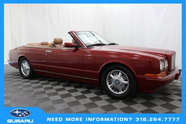 The 1996 Bentley Azure  photos