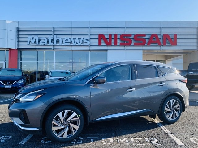New 2020 Nissan Murano in Paris, TX