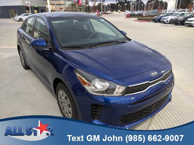 New 2020 KIA Rio in Denham Springs, LA