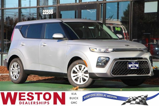 New 2020 KIA Soul in Gresham, OR