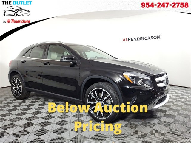 Used 2017 Mercedes-Benz GLA in Coconut Creek, FL