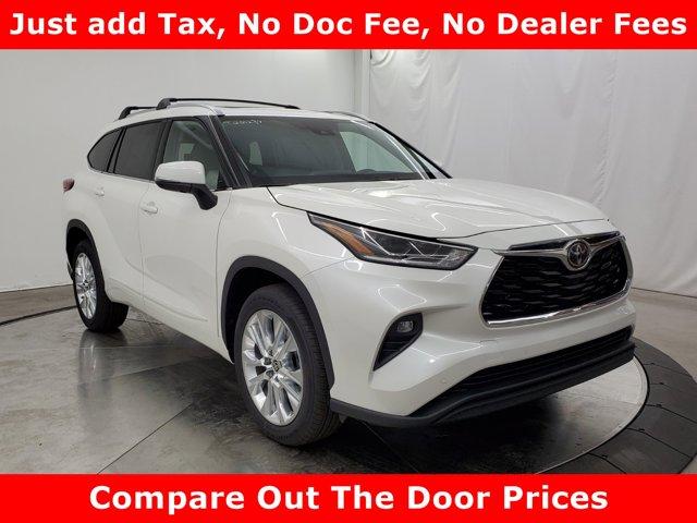 2020 Toyota Highlander Limited