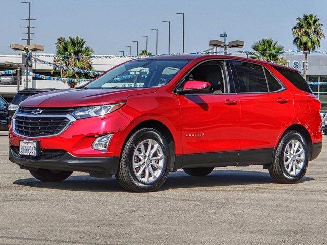 2018 Chevrolet Equinox LT FWD 4dr LT w/1LT Turbocharged Gas I4 1.5L/ [19]