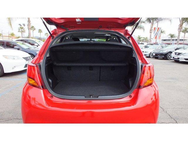 2016 Toyota Yaris LE Hatchback 4DR FWD