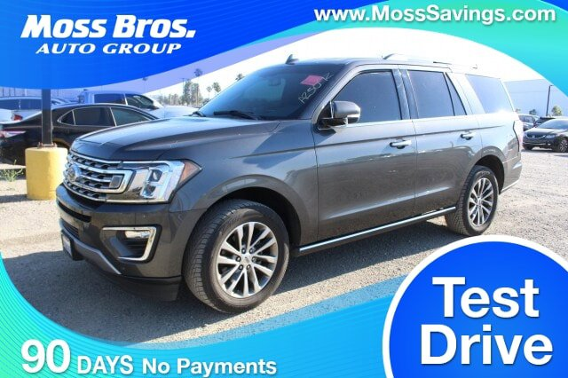 2018 Ford Expedition Limited Limited 4x2 Twin Turbo Regular Unleaded V-6 3.5 L/213 [2]