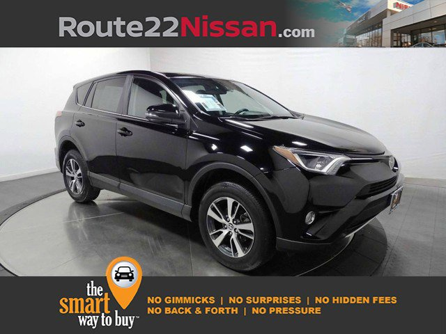 2018 Toyota RAV4 XLE XLE AWD Regular Unleaded I-4 2.5 L/152 [1]