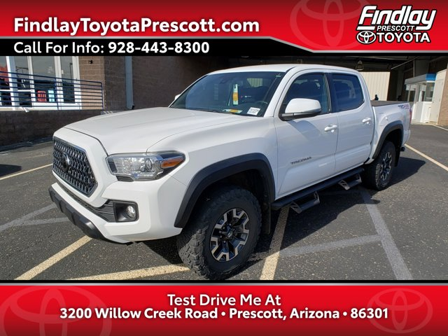 2018 Toyota Tacoma  Regular Unleaded V-6 3.5 L/211 [9]