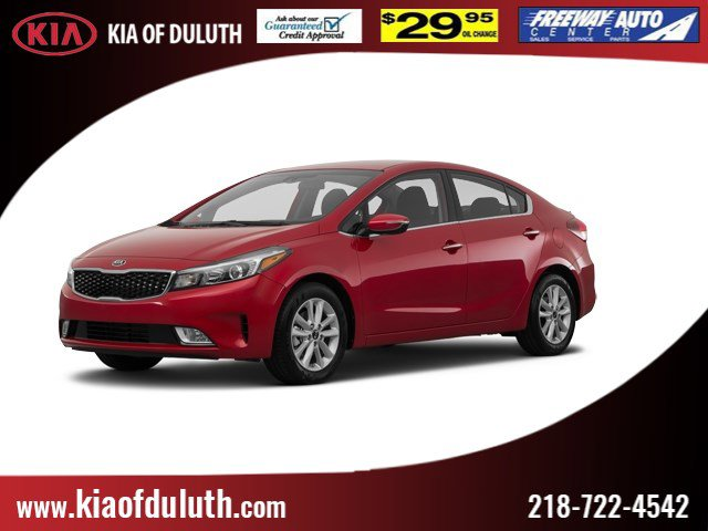 Used 2017 KIA Forte in Duluth, MN