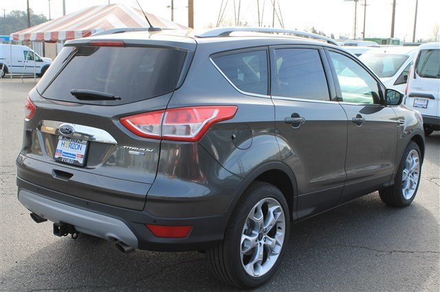 New 2015 Ford Escape 4WD 4dr Titanium