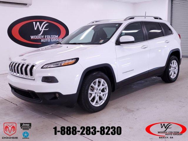 Used 2018 Jeep Cherokee in Baxley, GA