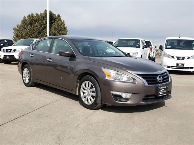Used 2013 Nissan Altima in Fort Collins, CO