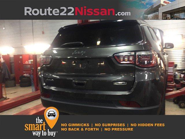 2018 Jeep Compass Latitude Latitude 4x4 Regular Unleaded I-4 2.4 L/144 [3]