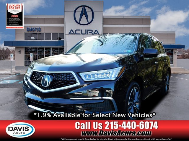 New 2020 Acura MDX in Langhorne, PA