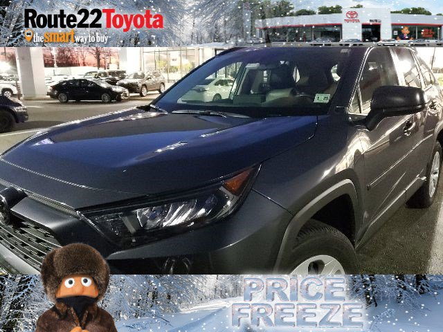 2020 Toyota RAV4 LE LE AWD Regular Unleaded I-4 2.5 L/152 [10]