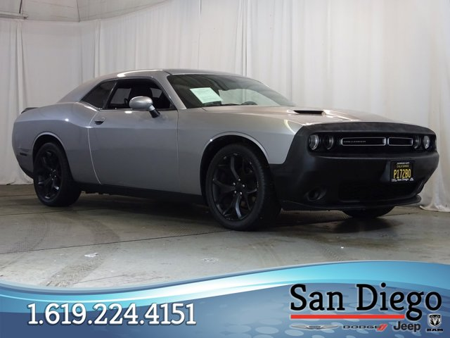 Used 2016 Dodge Challenger in San Diego, CA