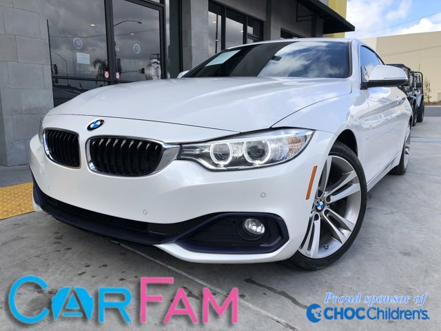 Used 2016 BMW 4 Series in Rialto, CA