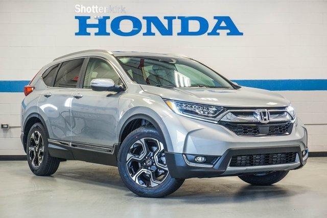 New 2019 Honda CR-V in Cartersville, GA