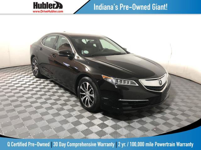 Used 2017 Acura TLX in Indianapolis, IN