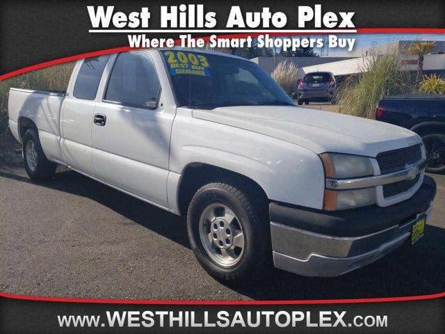 Used 2003 Chevrolet Silverado 1500 in Olympia, WA