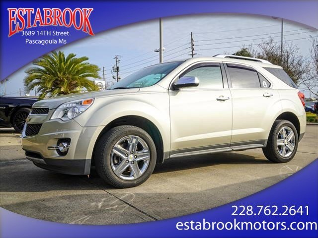 Used 2015 Chevrolet Equinox in , MS