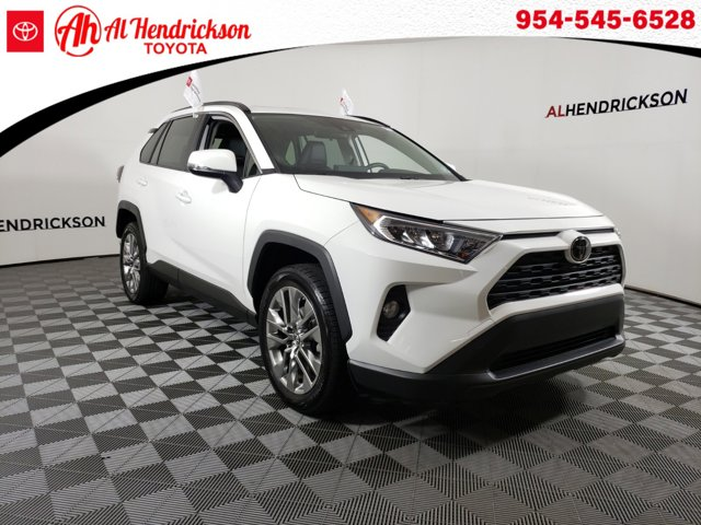 Used 2019 Toyota RAV4 in Coconut Creek, FL