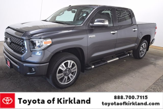 Used 2018 Toyota Tundra in Kirkland, WA