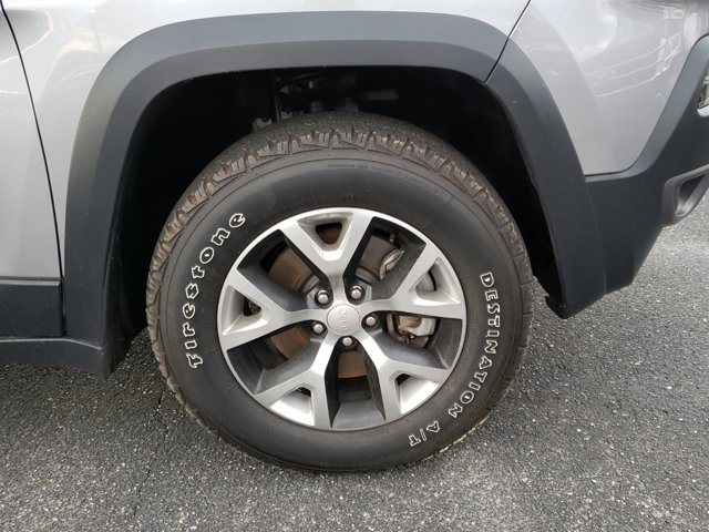 2018 Jeep Cherokee Trailhawk photo