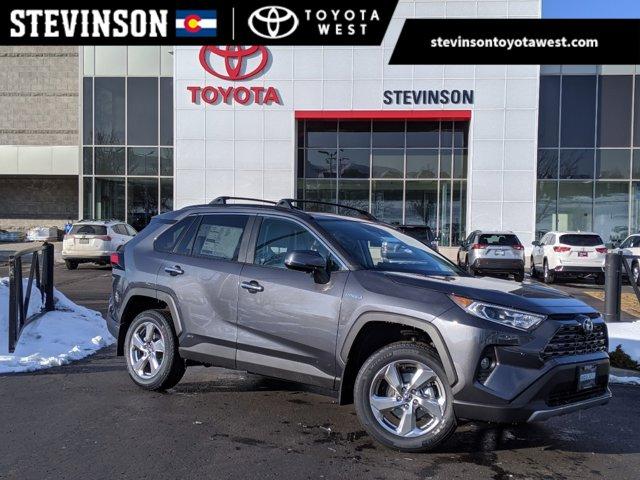 New 2020 Toyota RAV4 Hybrid in Lakewood, CO