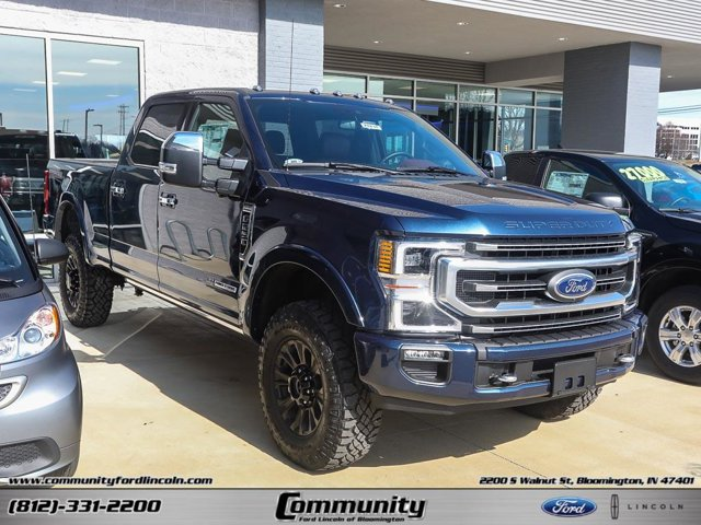New 2020 Ford Super Duty F-250 SRW in Bloomington, IN