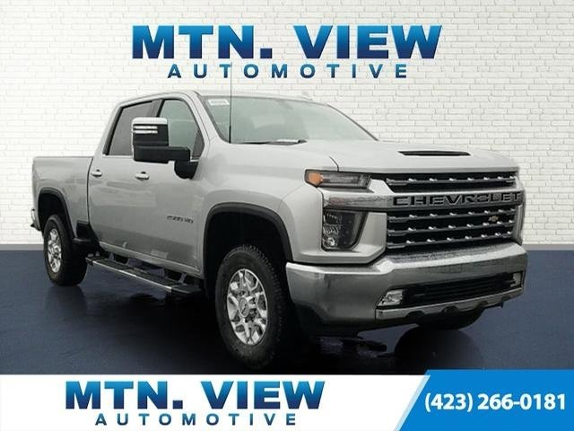 New 2020 Chevrolet Silverado 2500HD in Chattanooga, TN