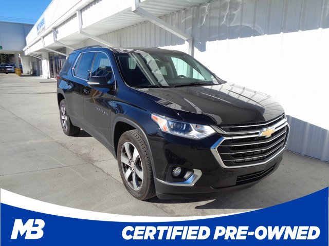 Used 2019 Chevrolet Traverse in New Orleans, and Slidell, LA