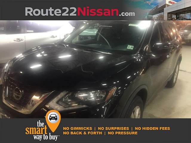 2018 Nissan Rogue SV AWD SV Regular Unleaded I-4 2.5 L/152 [7]
