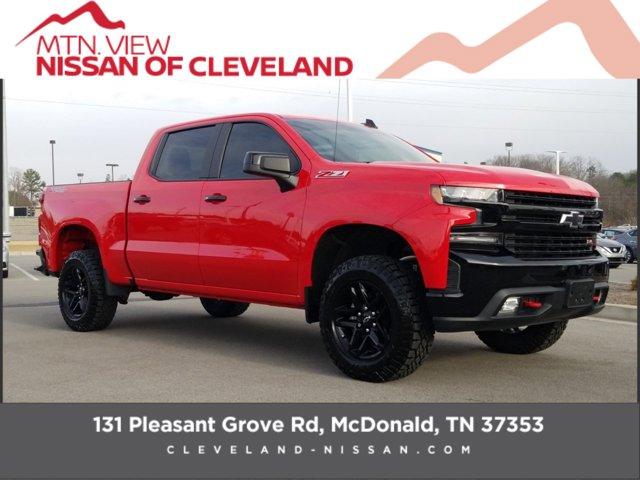 Used 2019 Chevrolet Silverado 1500 in McDonald, TN