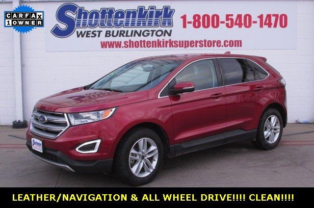 Used 2016 Ford Edge in West Burlington, IA
