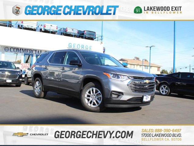 2020 Chevrolet Traverse LS FWD 4dr LS w/1LS Gas V6 3.6L/217 [8]