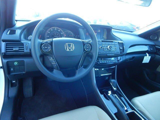 2016 Honda Accord Coupe LX-S
