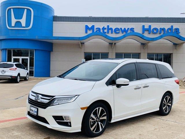 New 2019 Honda Odyssey in Paris, TX