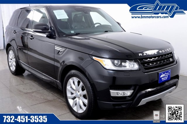 2016 Land Rover Range Rover Sport V6 HSE Supercharged Four Wheel Drive Power Steering Air Suspen