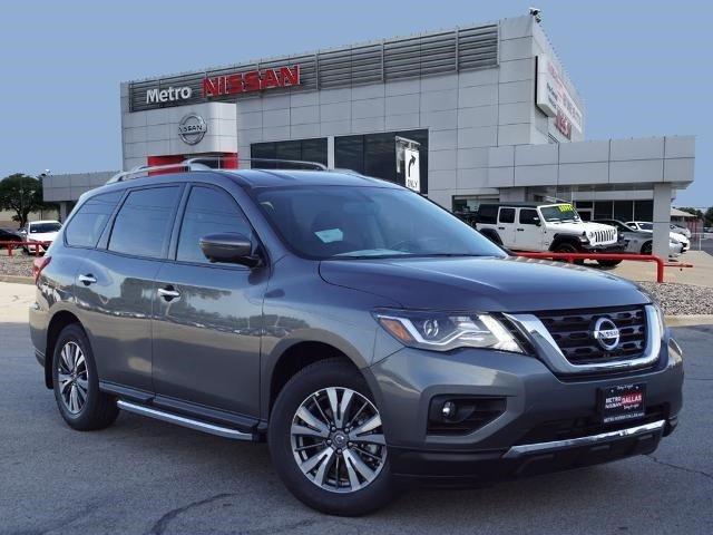 2020 Nissan Pathfinder SL FWD SL Regular Unleaded V-6 3.5 L/213 [16]