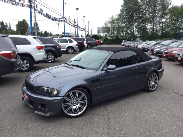 Used 2002 BMW 3 Series M3 2dr Convertible