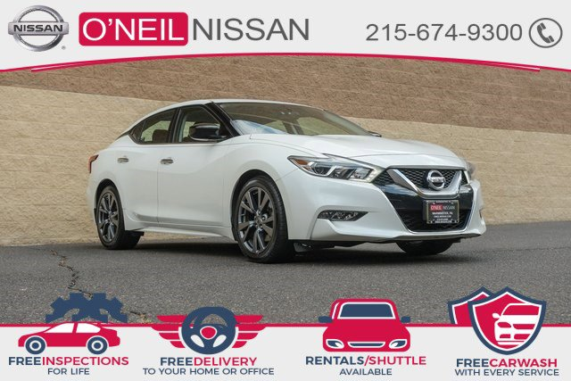 2017 Nissan Maxima S S 3.5L *Ltd Avail* Premium Unleaded V-6 3.5 L/213 [4]