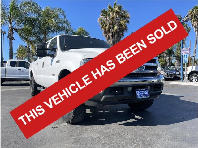 2003 Ford Super Duty F-250 LARIAT FX4 4X4 DIESEL LEATHER PACK CLEAN
